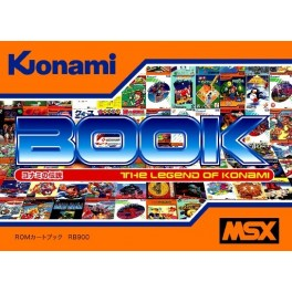 The Legend of Konami - Book