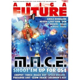 Amiga Future 104 + CD