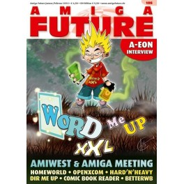 Amiga Future 106 + CD