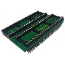 Indivision ECS Amiga 1000 Socket Adapter