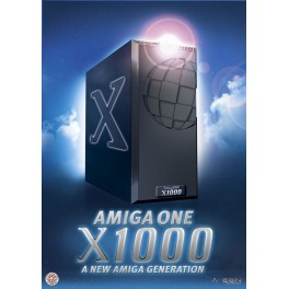 AmigaOne X1000 Poster