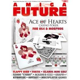 Amiga Future 108 + CD