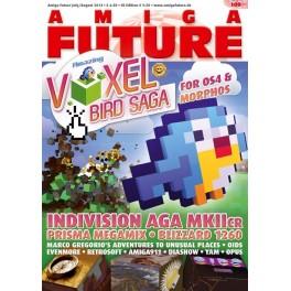 Amiga Future 109 + CD