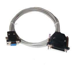 Cable Null Modem Amiga