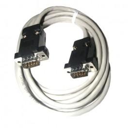 Cable Monitor RGBI, Commodore 128 a monitor 1084S