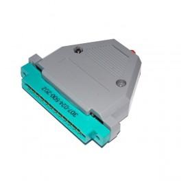 Botón de reset C64, puerto usuario