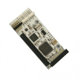 RapidRoad Clockport, dos USB separados