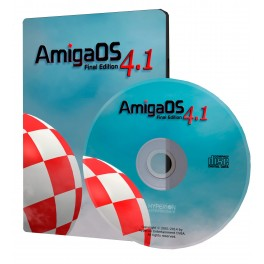 AmigaOS 4.1 Final Edition (all systems)