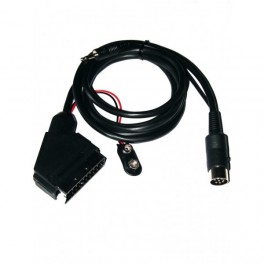 Cable RGB-SCART Spectrum +2 (gray)