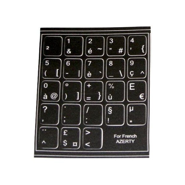 It's just a picture of Massif Printable Keyboard Stickers
