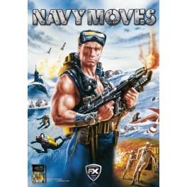 Ocho Quilates - Navy Moves Poster