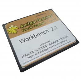 Workbench 2.1 CF Edición por Cloanto