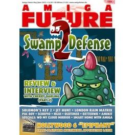 Amiga Future 114 + CD