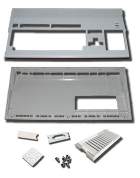 New Amiga 1200 case content