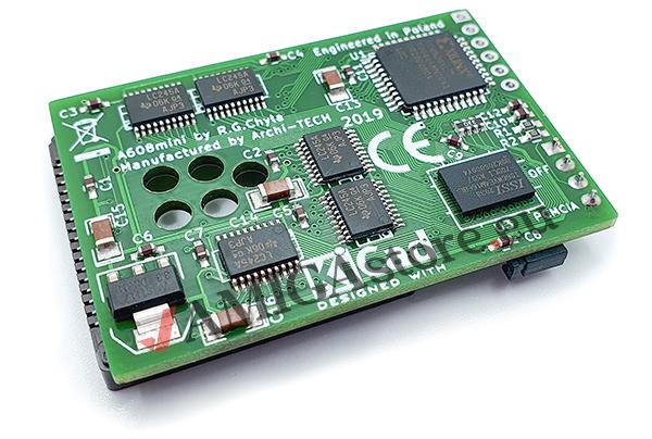 A608mini 8MB Fast RAM
