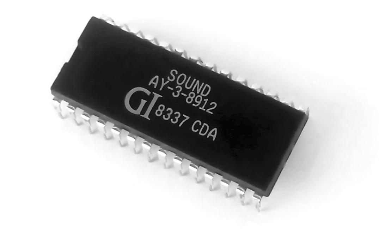 AY-3-8912 Stock AMIGAstore