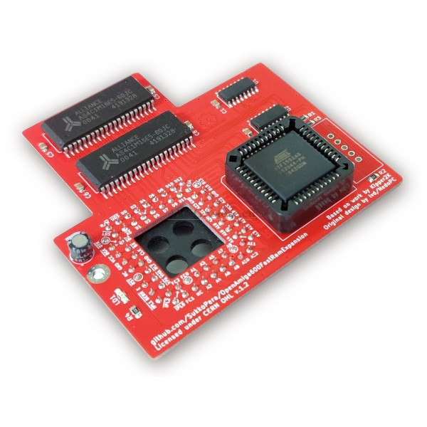 4MB Fast Memory Expansion for Amiga 600