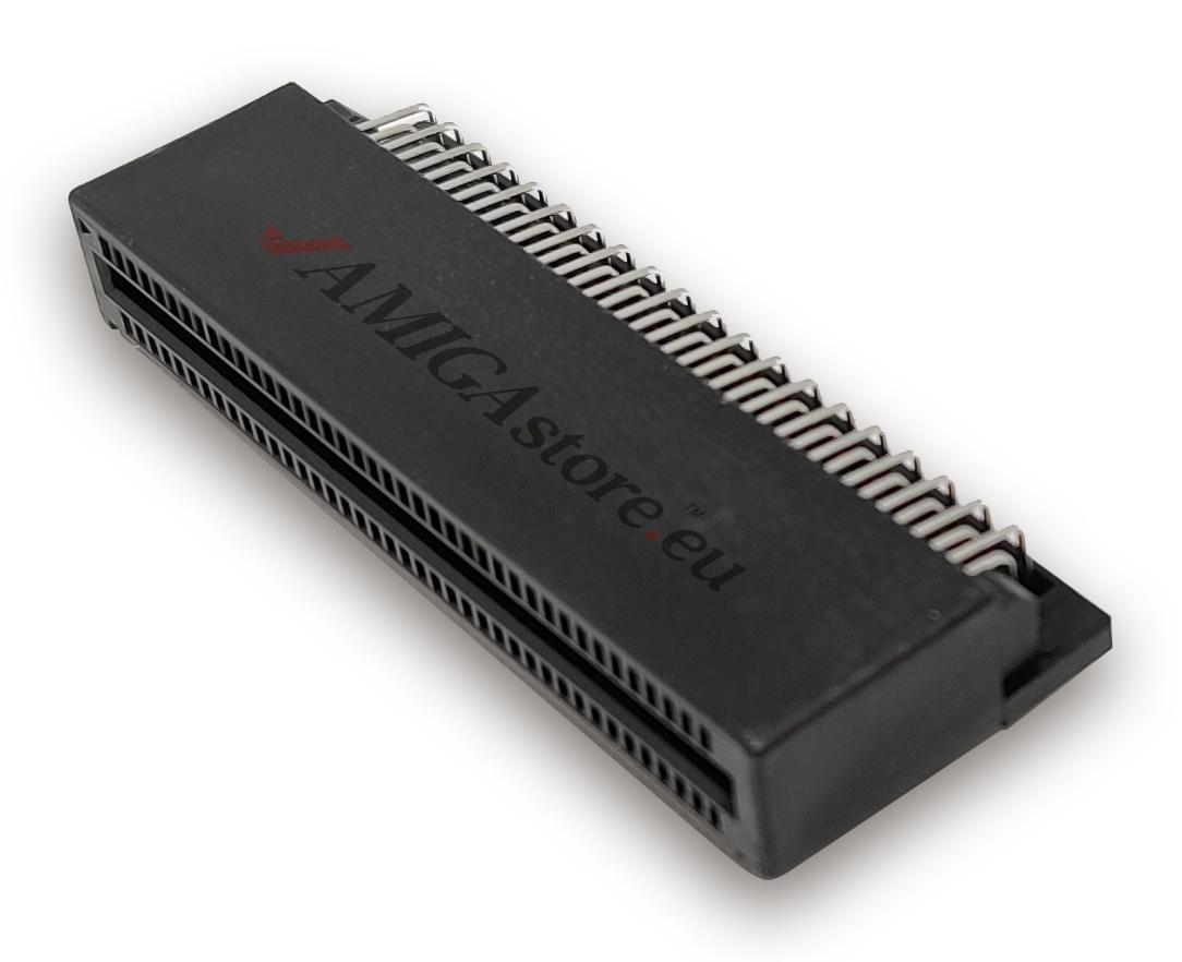 Amiga 600 trap door memory connector