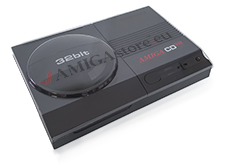 Dust Cover for Amiga CD32 console