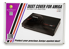 Dust Cover Amiga CD32 console