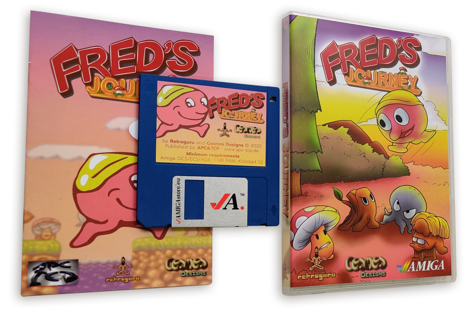 Fred's Journey