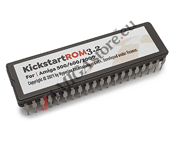 AmigaOS 3.2 Kickstart ROM Amiga 500 / 600 / 2000 / CDTV