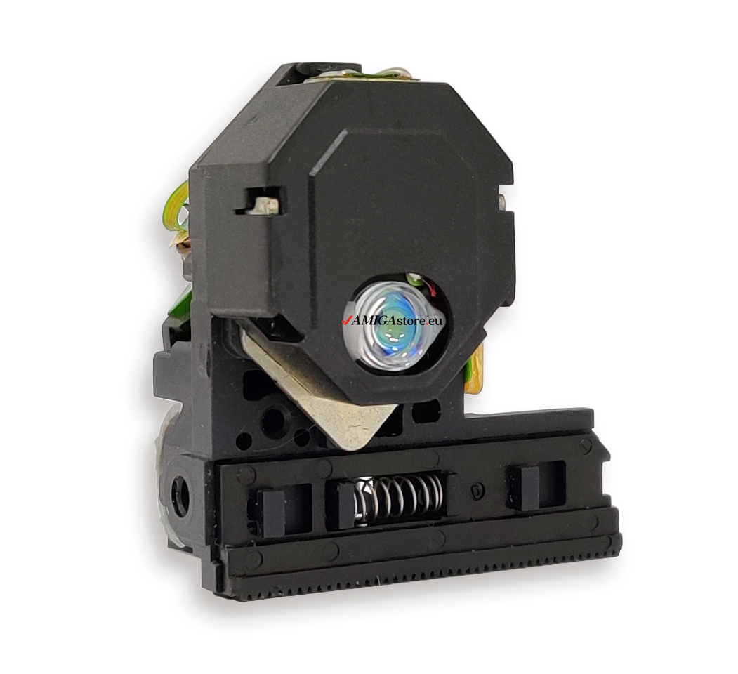 Laser unit for CD32