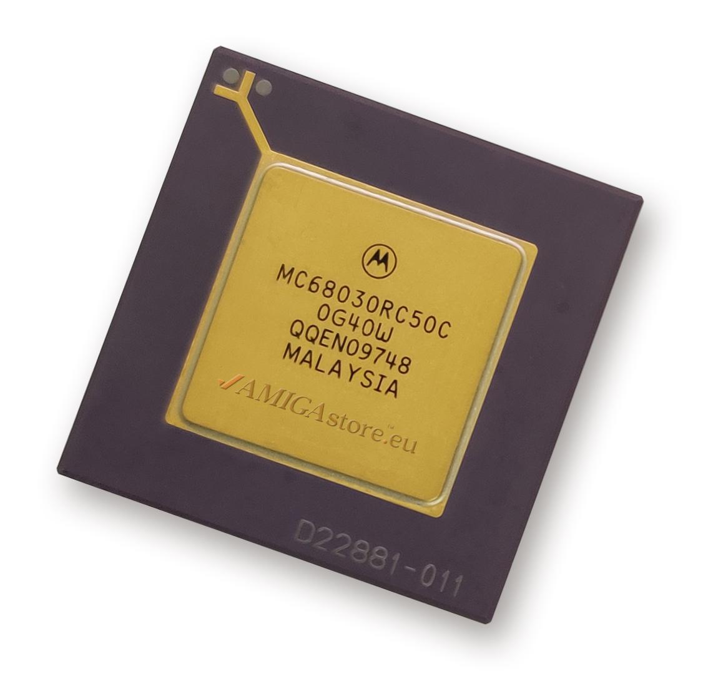 Motorola 68030RC50C CPU