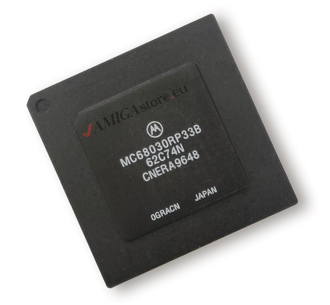 Motorola 68030RP33B CPU