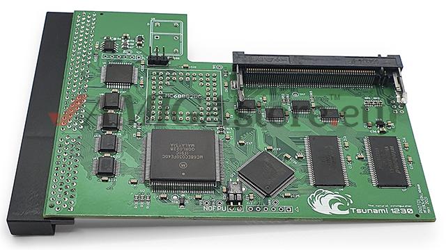 Tsunami 1230 accelerator for Amiga 1200