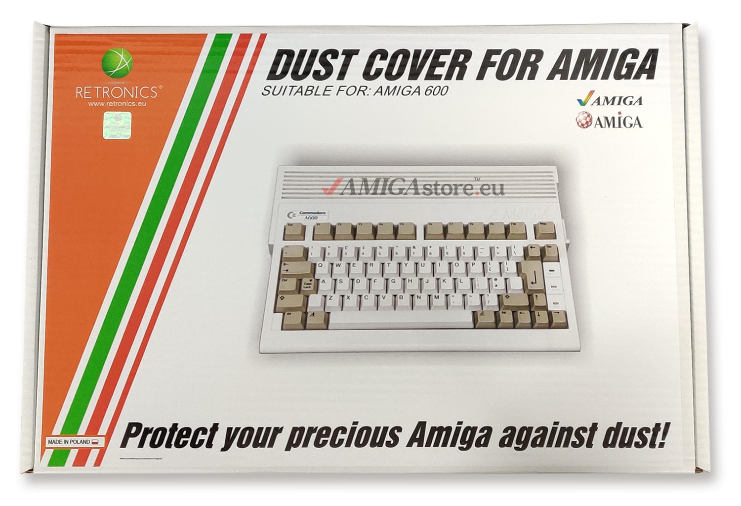Amiga 600 Dust Cover