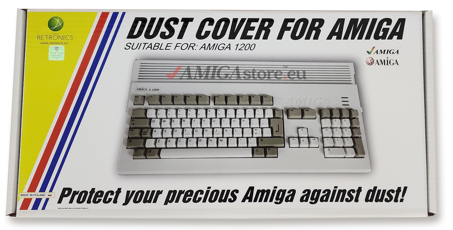 Amiga 1200 Dust Cover