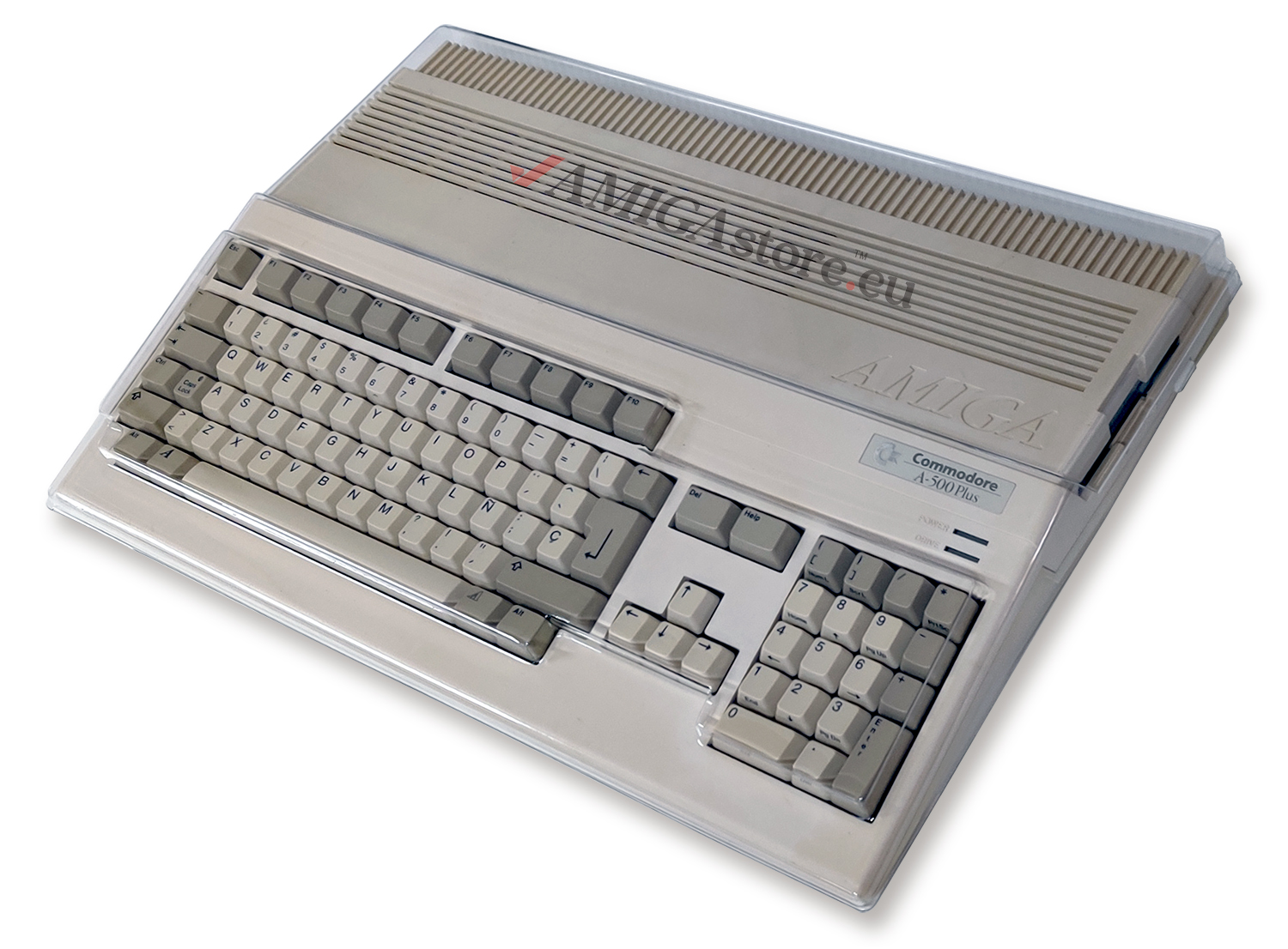 Amiga 500 Dust Cover